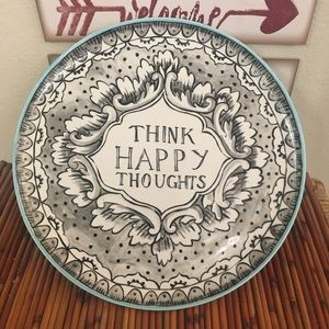 Anthropologie Molly Hatch Cake Plate